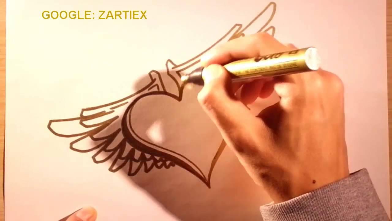 Dibujos De Amor Para Dibujar Faciles De Hacer A Lapiz Dibujos De