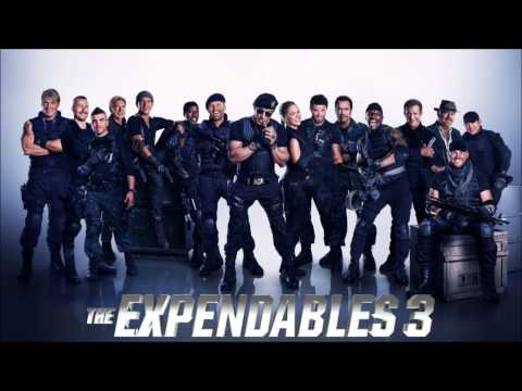"Expendables 3 Soundtrack ""End Credits"""