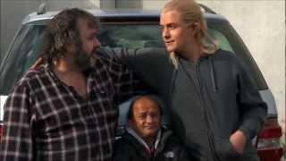 The Hobbit Behind the Scenes - Legolas