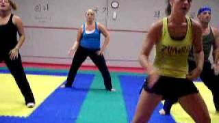 Zumba with Amber (Boom Boom Pow by Blackeyed Peas)