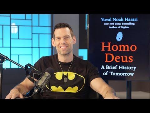 "Impact Books: ""Homo Deus"" by Yuval Noah Harari"