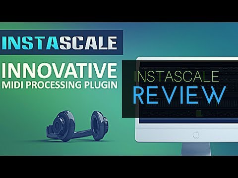 How To Use InstaScale (New) & Other MIDI Processors   Studio One V4