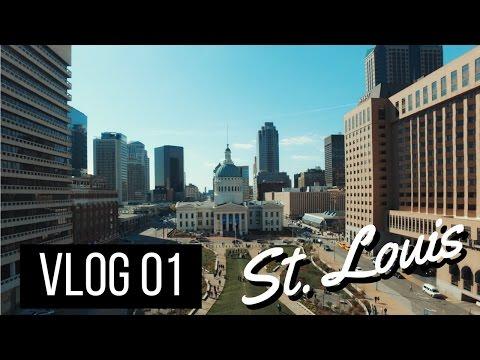 VLOG 01 | ST. LOUIS