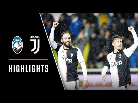 HIGHLIGHTS: Atalanta Vs Juventus - 1-3 - Higuain & Dybala Seal HD Turnaround! 🇦🇷🇦🇷🇦🇷