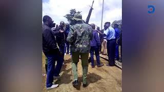 Emurua Dikirr Mp Johanna Ng'eno arrested over Mau evictions