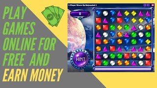 Play games online for free and earn ...