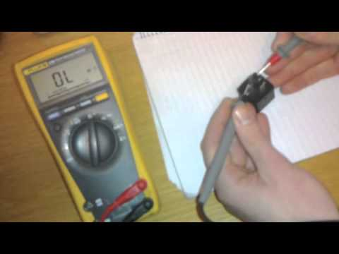 Relays - how they work and how to test with multimeter - YouTube