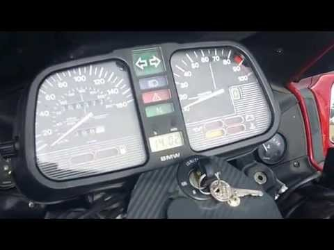 1991 BMW k100rs 16v