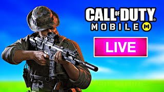 Call of Duty Mobile Live Stream | COD Mobile Legendary Battle Royale Gameplay