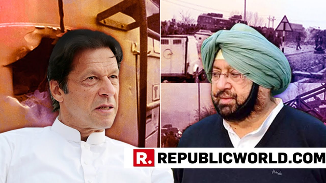 Amarinder Singh To Imran Khan: 'Go Pick Up Jaish Chief, If You Can't, We'll Do It For You'.