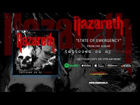 "Nazareth - ""State of Emergency""  (Official Audio)"