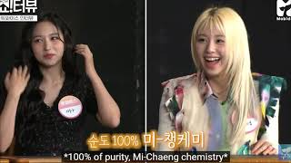 Michaeng would Date with Marriage in mind Twice [Eng Sub]