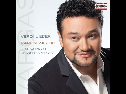 Ramón Vargas - The Verdi Album