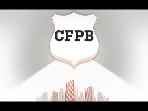 Welcome to the Consumer Financial Protection Bureau  CFPB     Welcome to the Consumer Financial Protection Bureau  CFPB    featuring  narration by Ron Howard   YouTube