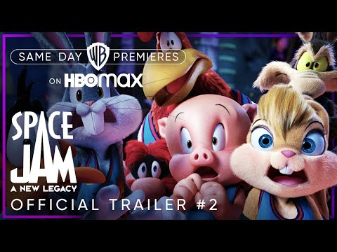 Space Jam: A New Legacy | Official Trailer #2 | HBO Max