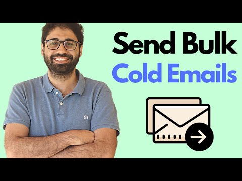 How to Send Bulk Cold Emails Without Spamming