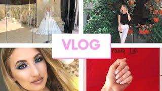 VLOG: Арабские слова/ Салоны свадебных платьев/ Маникюр и педикюр в Аммане / Иордания