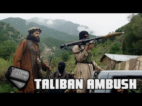 Project Reality v1.39 ► Taliban Ambush, Lashkar Valley (Full Round)