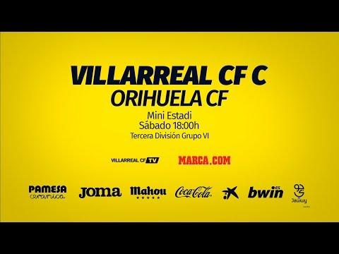 Villarreal C vs Orihuela CF