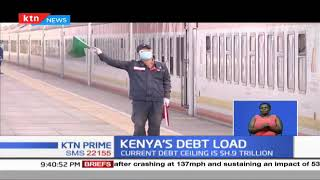 Treasury CS Ukur Yattani says Kenya will not default as debt ceiling hit sh.9 trillion mark