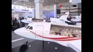Во Внуково проходит выставка частных самолетов(, 2013-09-13T09:01:36.000Z)