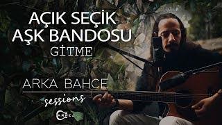 Açık Seçik Aşk Bandosu - Artık Gitme (Akustik) | Arka Bahçe Sessions Resimi