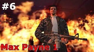 JUDA QAYNOQ BO'LDI ► Max Payne 1 #6