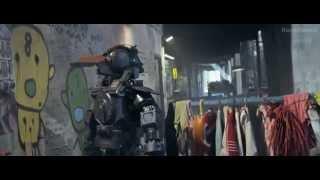 Робот по имени Чаппи Трейлер на русском HD 720p