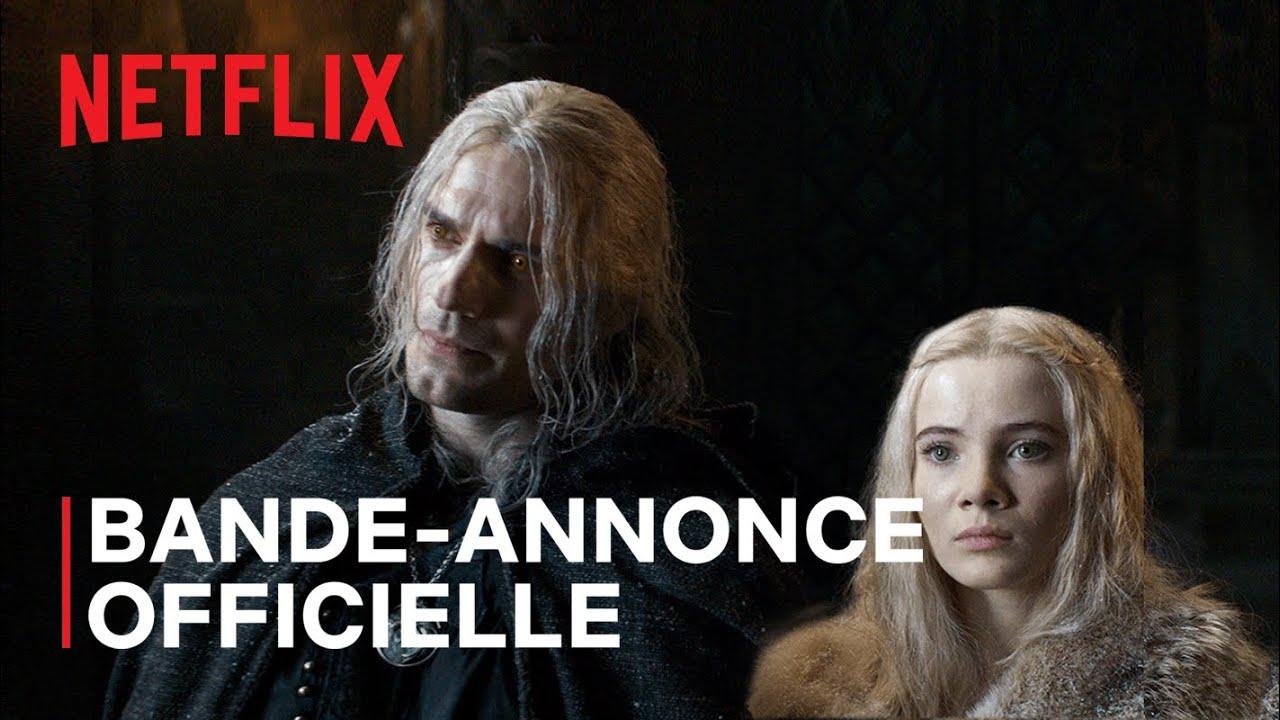 Download The Witcher | Bande-annonce : En route pour la saison 2VF | Netflix France
