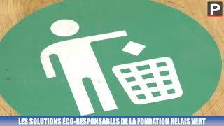 La Minute Eco - Fondation Relais Vert : l'éco-action, nouvel élan des événements sportifs