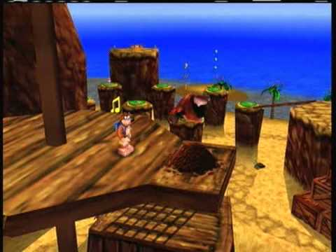 (003) Banjo-Kazooie 100% Walkthrough - Treasure Trove Cove