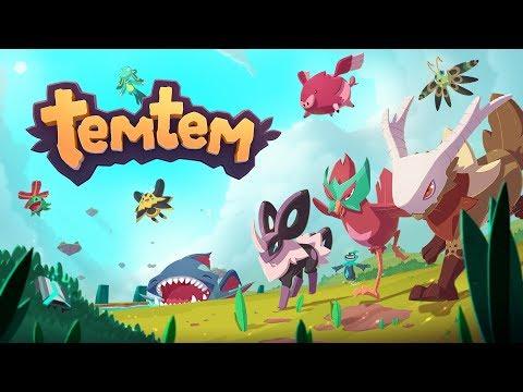 Temtem - Kickstarter Trailer