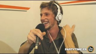 Naaman and Flox at Party Time Radio Reggae Show - 01 NOV 2015