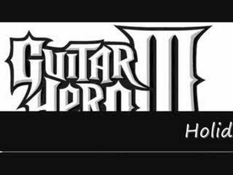 Guitar Hero 3 Official Song List