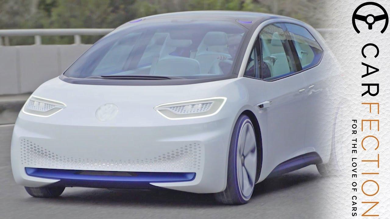 Volkswagen I D Concept Vw S Ev Future Carfection
