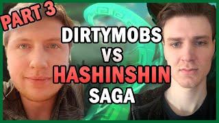 "THE HASHINSHIN SAGA PT.3   ""HE'S ABUSING A BROKEN CHAMPION""   Rank 1 Illaoi vs Sett"