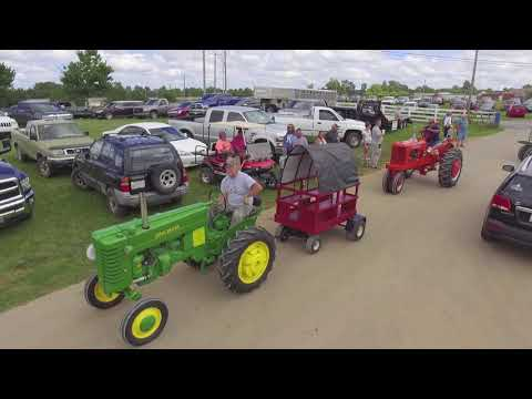 CKAMA - 2017 Antique Farm Machinery & Tractor Show