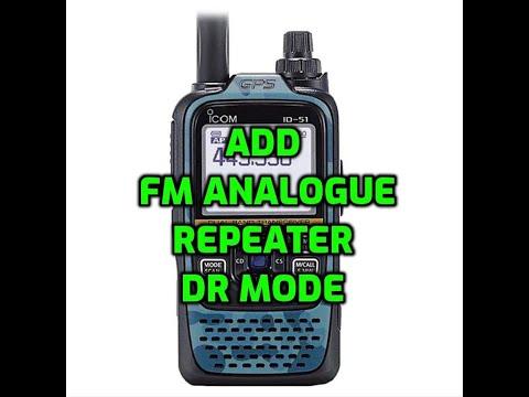 ICOM ID-51 Add