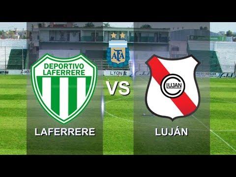 Laferrere vs. Luján  *** Transmisión Completa *** 30/09/18