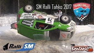 Tahko SM Ralli 2017 (Crash, Speed, Action)