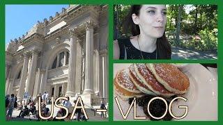 New York - Central Park, Metropolitan, Top of the Rock | USA-Vlog | 9. nap