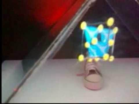 hologram proba atomi