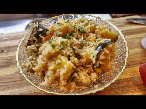 My Favorite Rice Recipe Basmati Rice and Squash