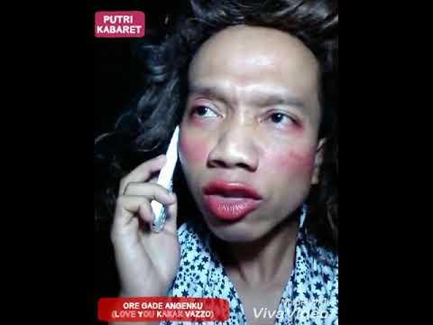 Ore Gade Angenku Kakak VazZo_Lagi ViraL pake Bahasa INDONESIA Ambur Radur_PUTRI KABARET