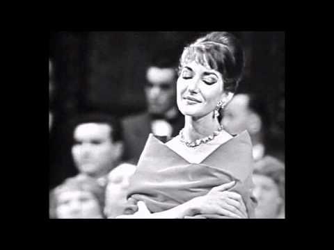 Maria CALLAS. Débuts à Paris (1958) D'APRÈS L'ENREGISTREMENT RADIOPHONIQUE ORIGINAL !!