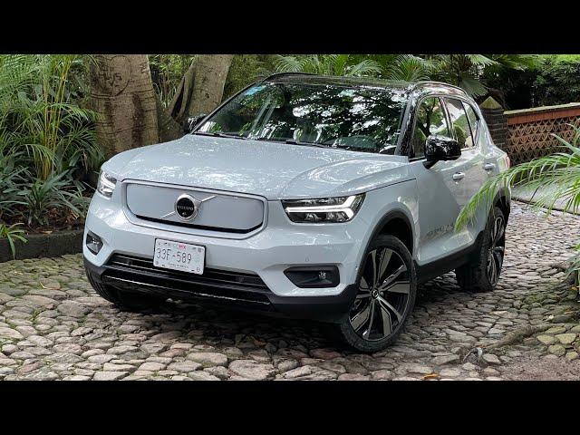 Nueva Volvo XC40 Recharge: el primer eléctrico de Volvo en México