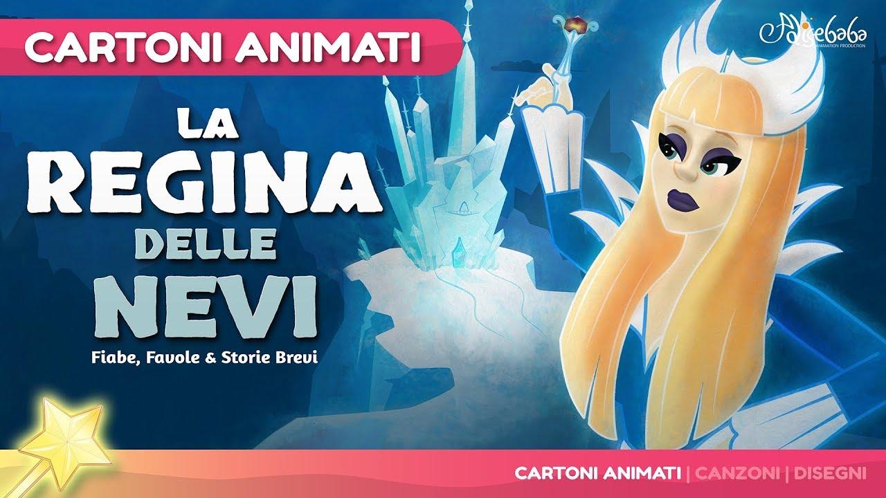 La regina delle nevi storie per bambini cartoni animati for Buonanotte cartoni