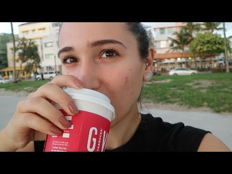 What I ate in Miami (VEGAN)