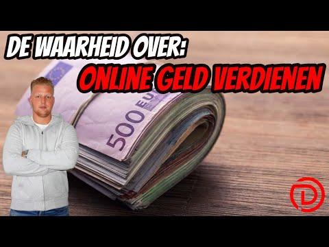 De Waarheid over Online Geld Verdienen