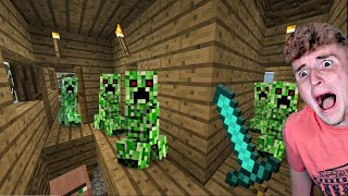 The SCARIEST THING Happened In Minecraft.. (Part 13)